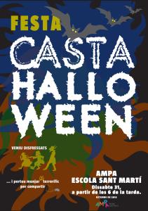 Festa castahallowen