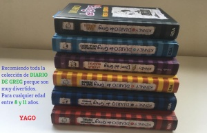 Foto de llibres recomanats